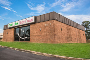 Cash Link Title Pawn // Macon, GA - Pio Nono Location